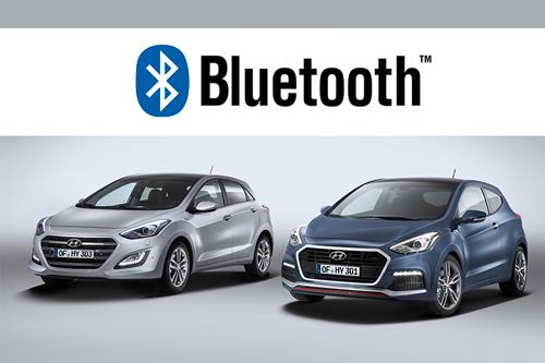 Bluetooth ® kapcsolódás